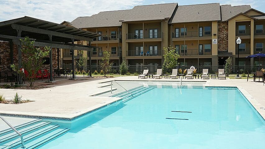 Housing Perfect for families - Oklahoma City - Appartement