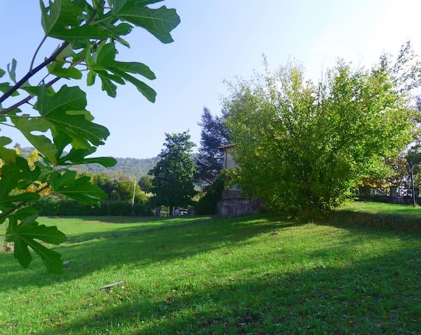 country house in ligurian hillside  - Casella - Villa