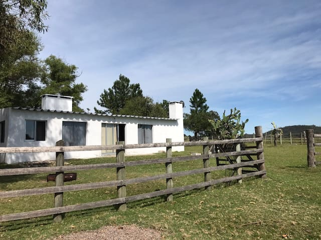 casa de campo - Minas