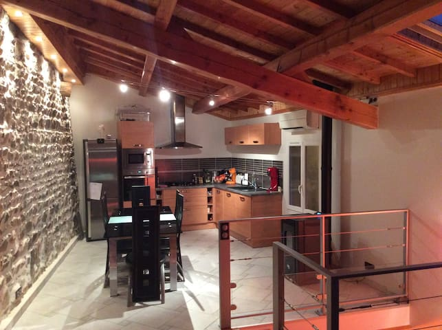 Maison au coeur du Beaujolais - Marchampt