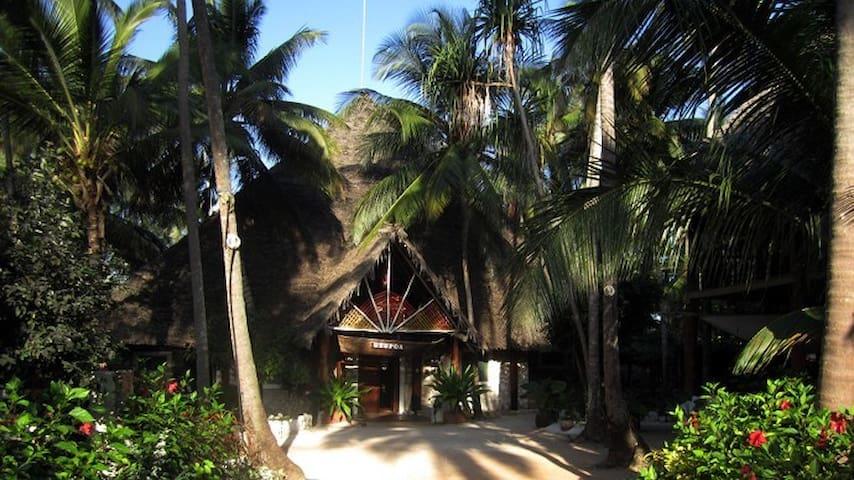 Utupoa Lodge, Matemwe, Zanzibar - Kaskazini - Huis
