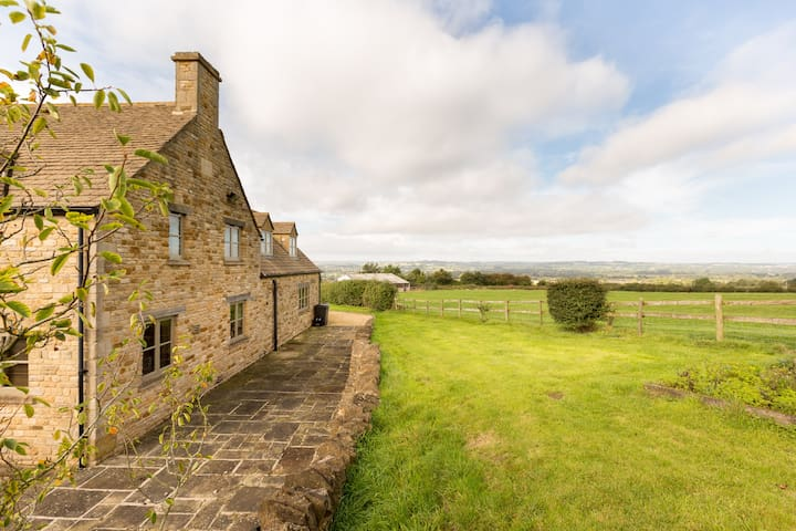 Cosy Flat, with Exeptional Views. - Little Rissington - 公寓