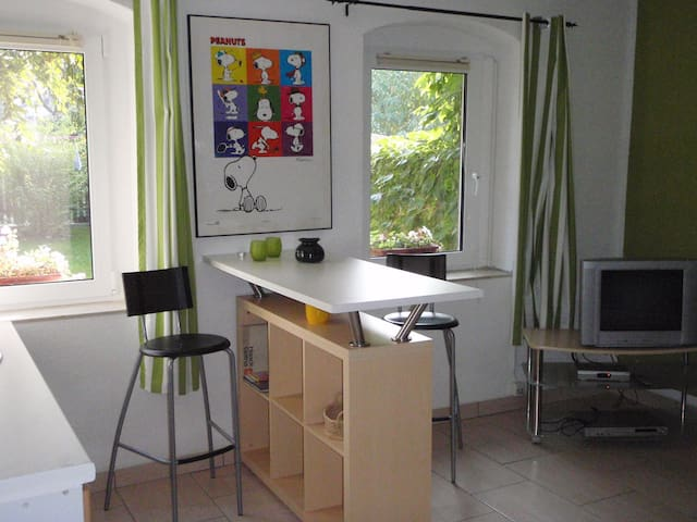 apartment 20qmchemnitz - Chemnitz - Apartament
