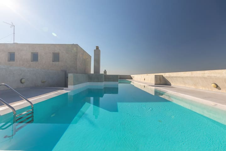 The Secret nest and the swimming pool! - Athina - Apartmen