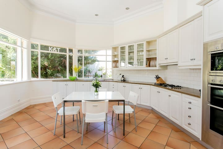 Character Family Home  - 5 bed, 2 bath - Dulwich - Hus