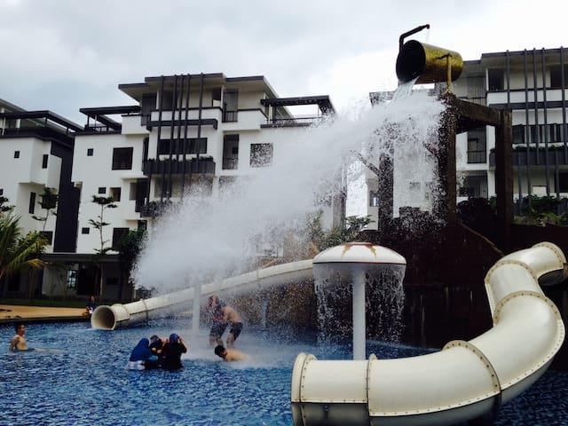 Swiss Garden Residence and Resort - Kuantan - Apartamento