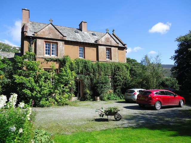 Single/twin room Old Rectory Bootle - Millom - Bed & Breakfast