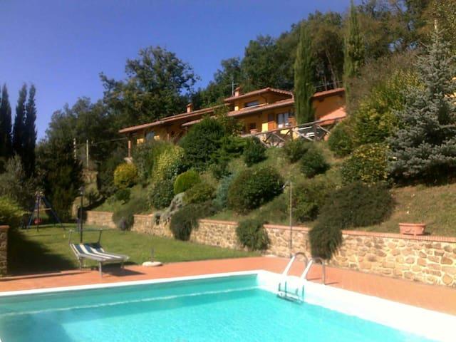 Relaxing Holiday near Florence - Reggello - Apartamento