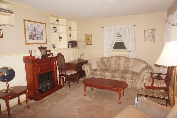 Charming, spacious Philly home - Filadélfia - Casa