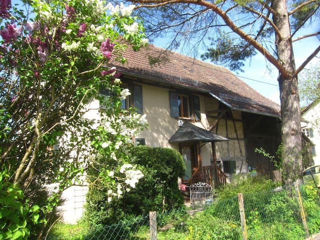 Beautiful Alsatian house - Bendorf - Casa