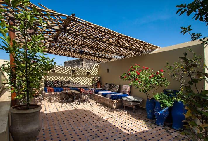 Stunning Private Dar in Fez Medina - Fés Medina - Casa