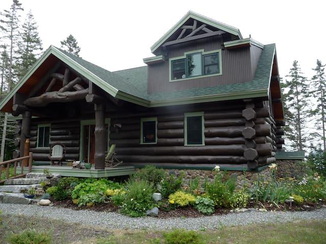 East Lodge in Hancock near Acadia - Hancock - Houten huisje