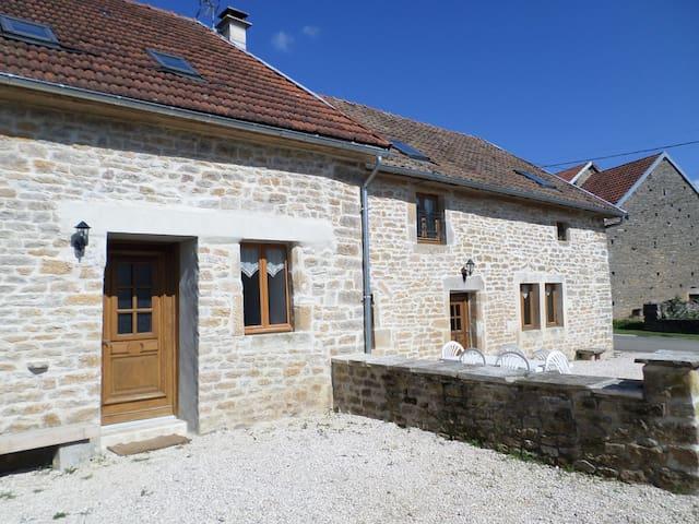 Bourgogne : maison 165 m2 - Blaisy-Haut - 獨棟