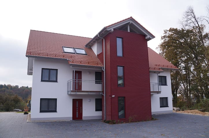Ferienhof Lohr Urlaub auf dem Bauernhof - Bibertal - Appartement
