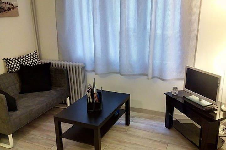 cocooning  proche cure thermale et centre ville - Rochefort - Apartament