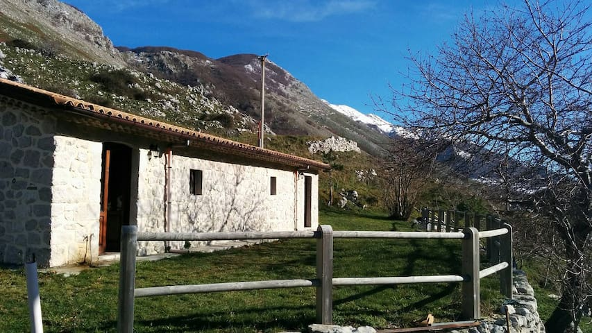 Country House San Biagio - Cuttora - Letino - Cabane