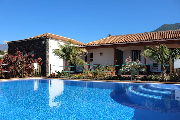 Bungalow  sea view & sunsets - Los Llanos - Bungalov