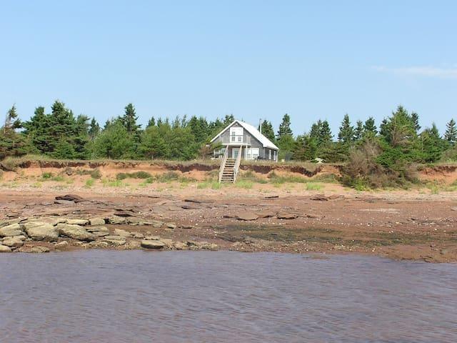 Oceanfront cottage - Lot 15 - Blockhütte