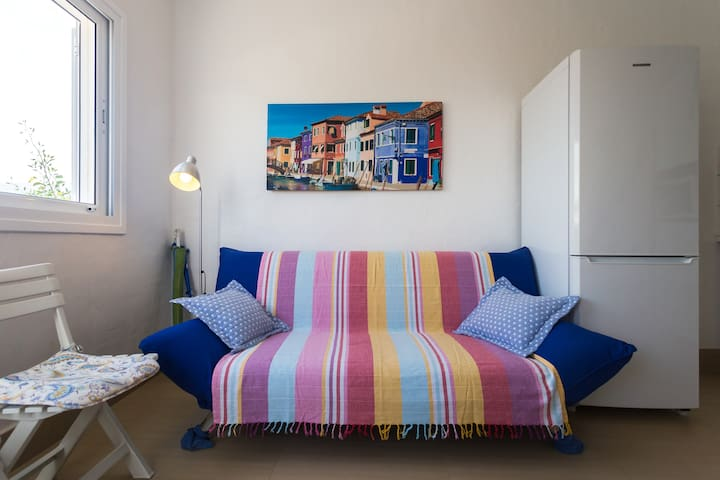 Quiet apartment in La Graciosa Island - Caleta del Sebo - Huoneisto