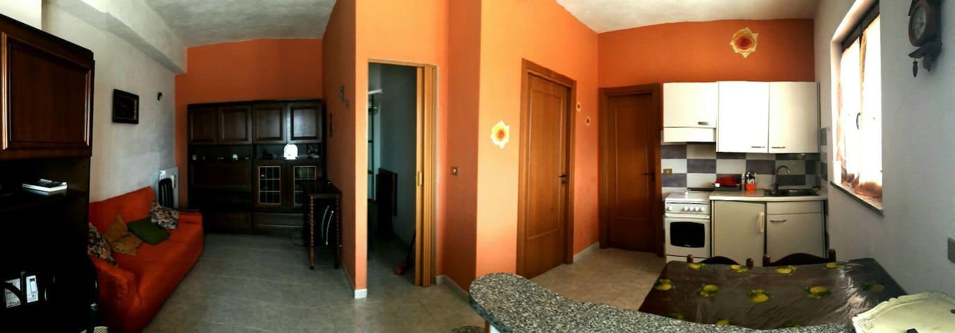 Accogliente casa - Grumento Nova - Huis