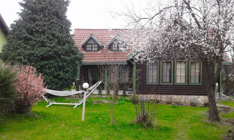 Country Villa in Nature - 사판카(Sapanca)