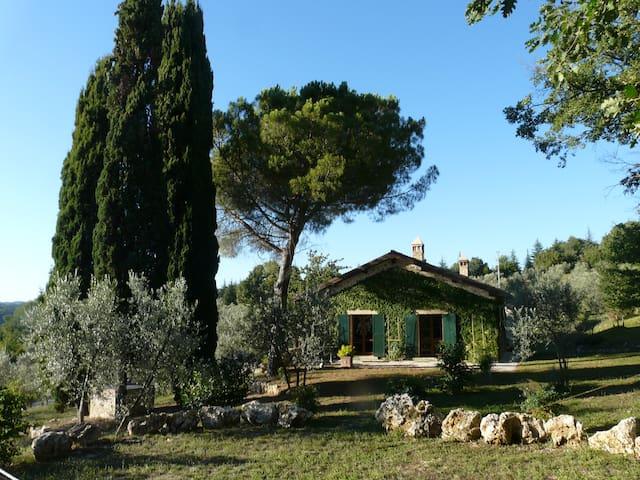 """Il pino"" – Gorgeous country villa with pool - Monteleone Sabino"