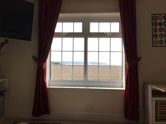 Needles View in Keyhaven - Milford on Sea - Apartemen