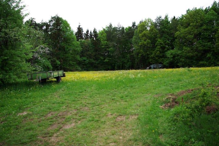 Bauernhaus im Herzen der Fränkischen Schweiz - Wiesenttal - Hus