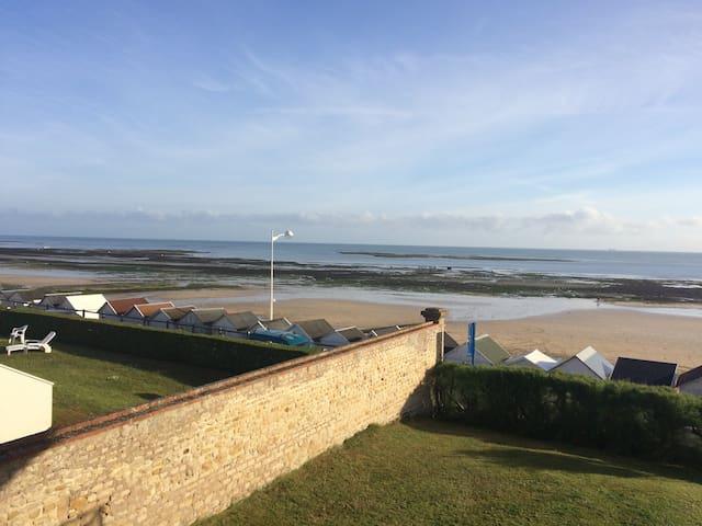 Résidence la brèche marais - Luc-sur-Mer - Daire