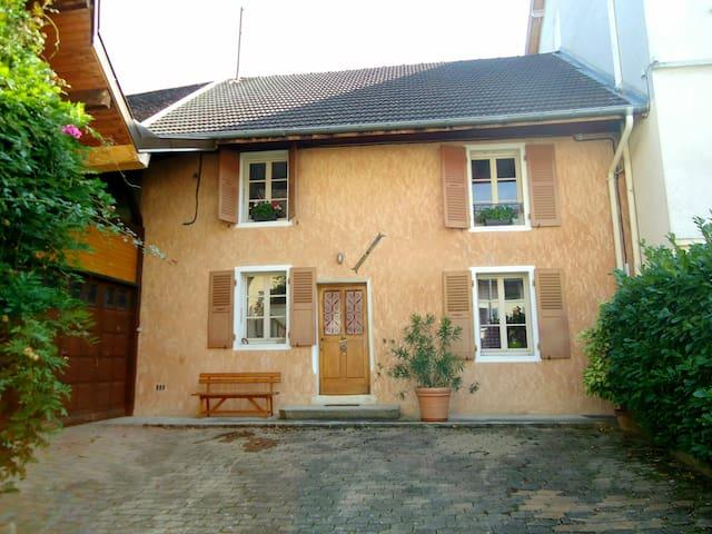 House in city - Belley - Şehir evi