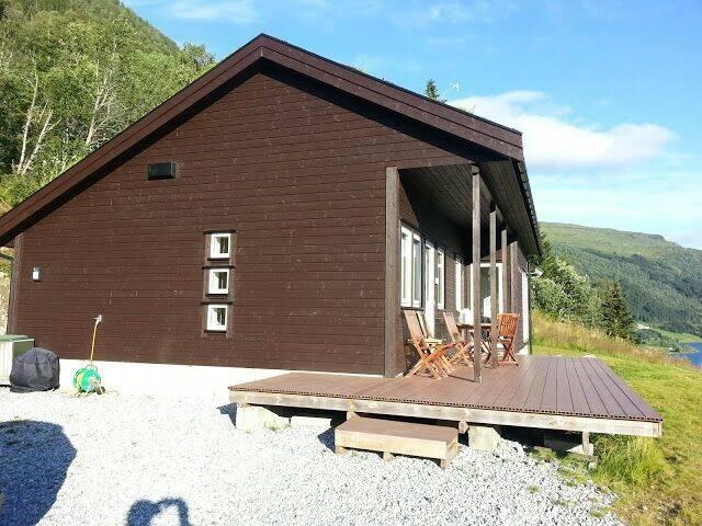 Hytte, Kvam - Sogndalsdalen - Sogndal - Cabin