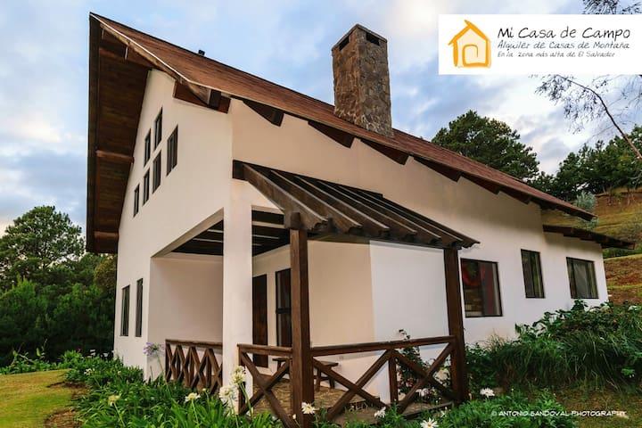 Mi Casa de Campo - Casa los Pinos - La Palma - Rumah