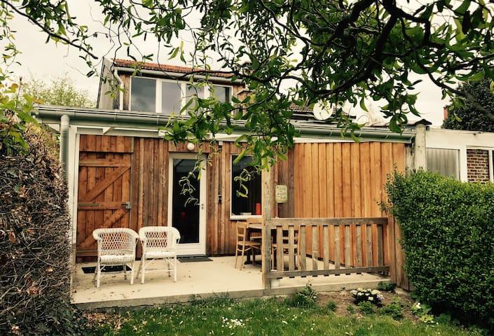 Petite maison au vert - Herstal - Casa