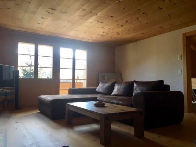 Grand appartement dans chalet traditionnel - 薩嫩(Saanen)