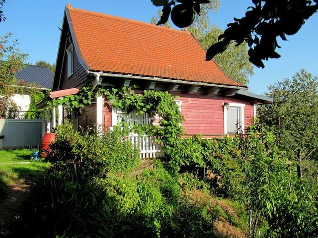 "Cottage ""The noisy nightingale"" - Zschadraß - Huis"