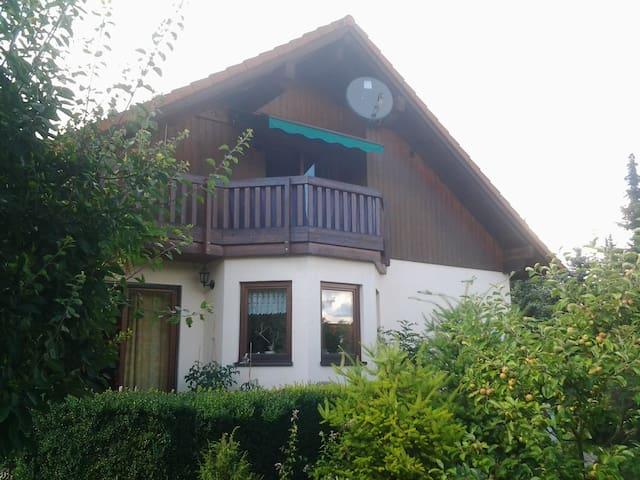 Fewo am Golfpark - Harth-Pöllnitz - 公寓