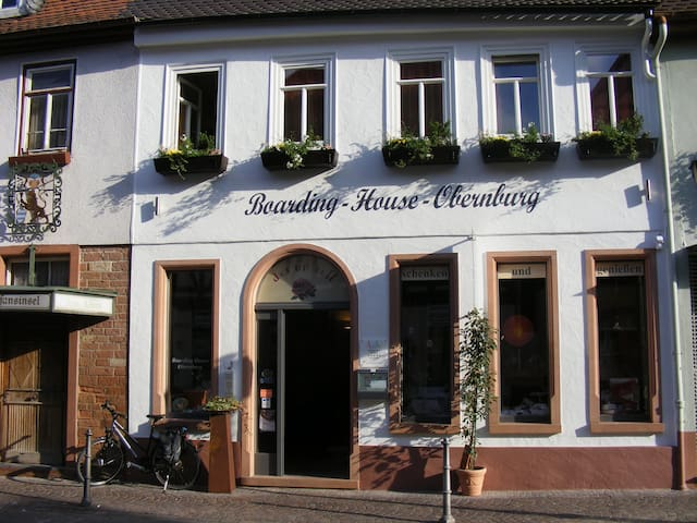 Boarding House mit besonderem Flair - Obernburg am Main - Aparthotel