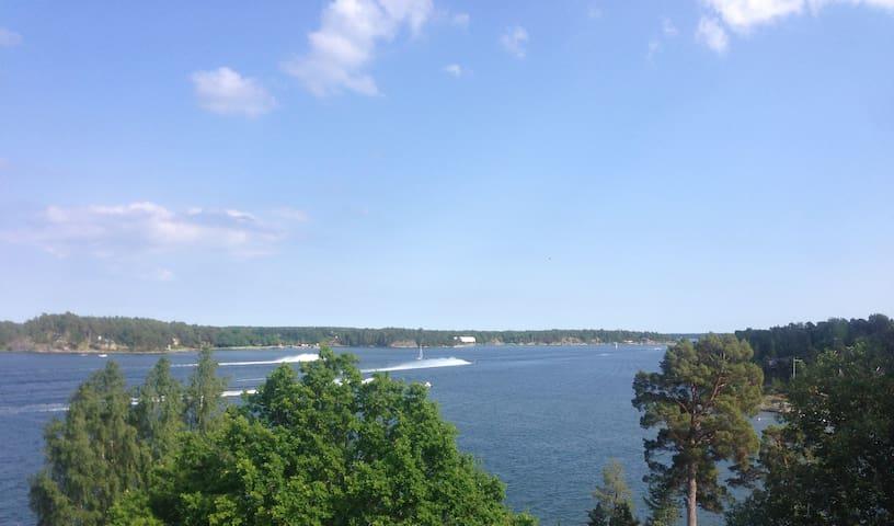 Luxury beach Villa in the archipelago of Stockholm - Värmdö NV - Villa