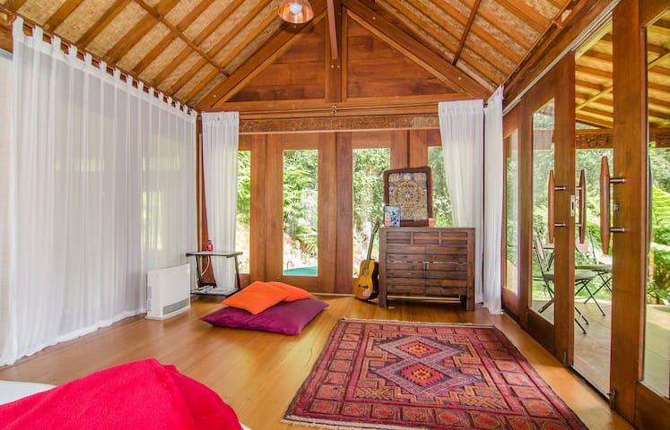 Forest Cabin Byron Bay Hinterland - Goonengerry - 小木屋