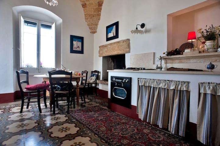 La Casina in Alessano - Step into tradition - Alessano - Departamento