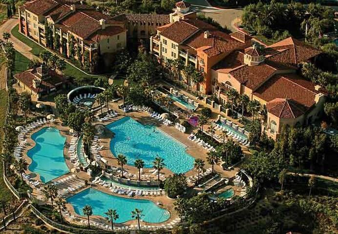 Marriott's Newport Coast 2 Bedroom 1248sq/ft Villa - Newport Beach - Multipropiedad