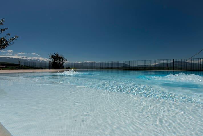 B&B Resort La Valle - Rosciano - Leilighet