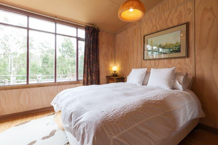 Binah Guesthouse, a quiet bushland bed & breakfast - Glenburn - Aamiaismajoitus