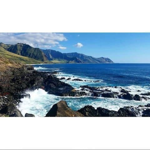 Mellow Māʻili - Waianae