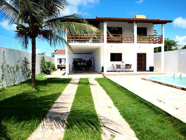 AMAZING BEACHHOUSE - LOVE BEACH - Conde - Casa