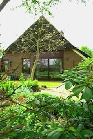 Holiday home, surrounded by nature - Wijster - Daire