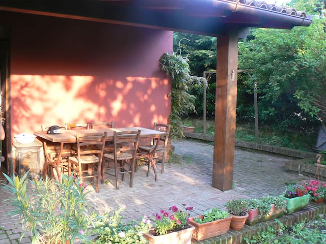 Country House, Piacenza hills - Rustigazzo