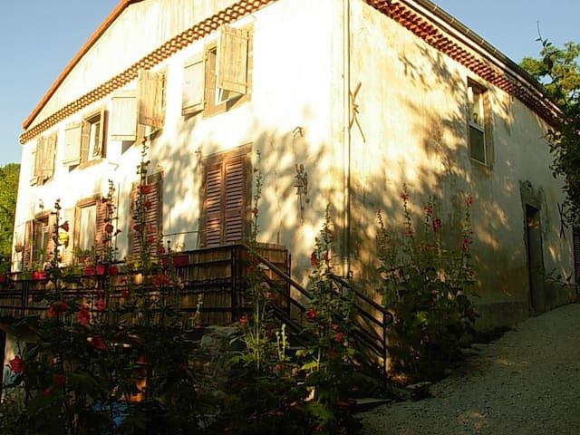 appartement dans un ancien moulin  - La Roche-Blanche - Daire