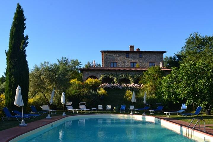 Appartement Trasimeno - Casa San Carlo, Umbrië - Monteleone D'orvieto