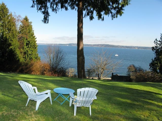 Blue Bay Bed and Breakfast - Vashon